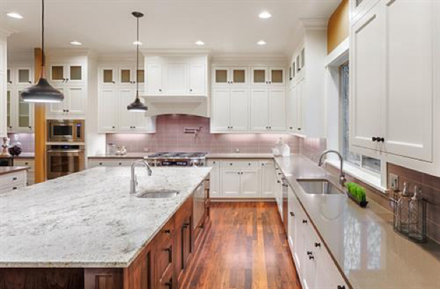 Stone is for kitchens, bathrooms, outdoor fireplaces and more!